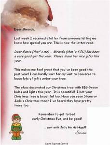 santa letters phone calls order With order letter from santa