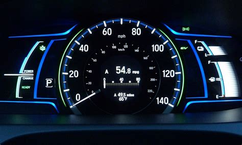honda accord photos 2014 honda accord hybrid instruments