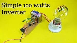 Wiring Manual Pdf  100 W Inverter Circuit Diagram