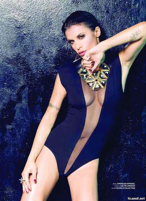 Dive Senza Slip by Elisabetta Canalis For Maxim Magazine 04 Fabzz