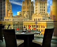 Terrace at Trump Tower Chicago