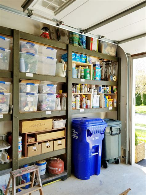 Shelf Ideas For Garage by 12 Organizing Tips And Ideas For Your Garage Shelves