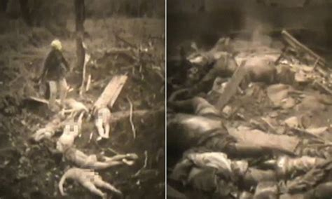 footage shows wwii japan army killing sex slaves