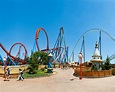Barcelona Surroundings: Port Aventura Theme Park