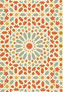 Orange Geometric Wallpaper - WallpaperSafari