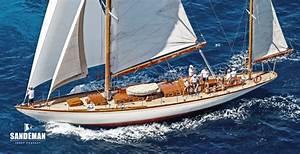 Tore Holm 70 Ft Yawl 1938 Sandeman Yacht Company