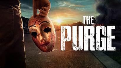 Purge Mask Wallpapers Prime Season 4k God