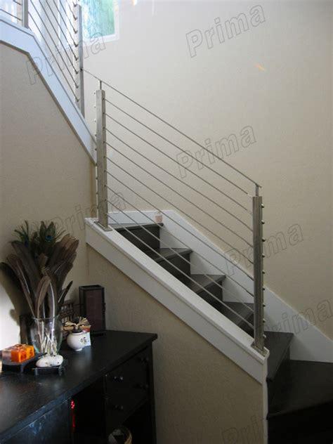 chrome banisters modern design chrome railing for balcony measuring for