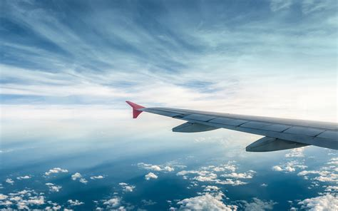 Airplane Wing Wallpapers