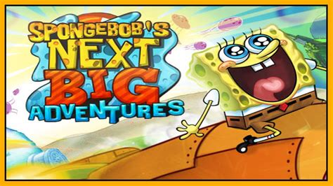 Spongebob Adventures Game