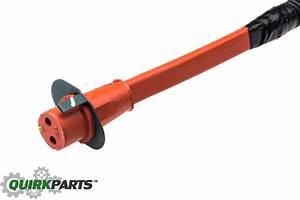 Ford F250 F350 Super Duty 6 0l Diesel Engine Block Heater  U0026 Plug Cord Cable Oem