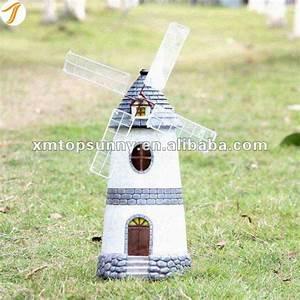 Moulin Deco Jardin : moulin decoratif pour jardin deco petit jardin exterieur djunails ~ Teatrodelosmanantiales.com Idées de Décoration