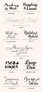 Wedding font ideas | Wedding invitations | 100 Layer Cake