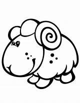 Sheep Coloring Colorir Printable Lamb Ovelhas Desenhos Face Imprimir Sheets Animal Happy Pintar Birthday Comments Dancing Cliparts Animais Azcoloring Gaddynippercrayons sketch template
