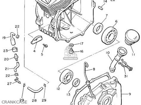 yamaha  aj  parts list partsmanual partsfiche