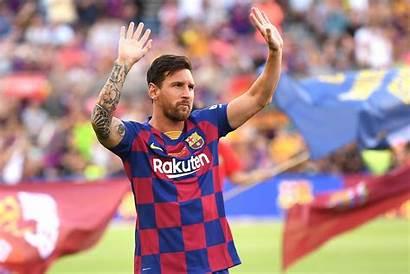 Messi Lionel Barcelona Liga Standard