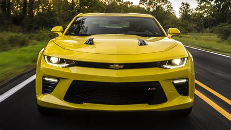 Chevrolet Camaro Ss (2016) Wallpapers And Hd Images