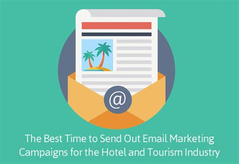 the best time to send out email marketing caigns for
