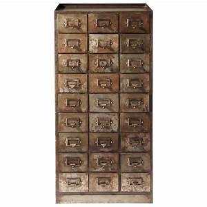 cabinet fergus maisons du monde With cabinet maison du monde