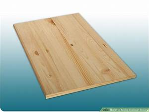 How to Make Cabinet Doors: 9 Steps (with Pictures) - wikiHow
