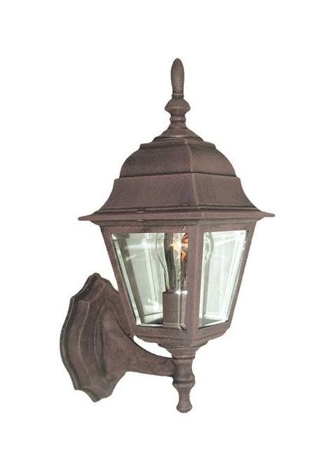 rust free outdoor lighting woodbridge lighting outdoor basic 1 light powder coat