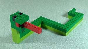 How To Build Lego Snake
