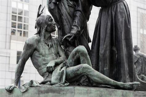 san francisco  remove controversial statue  native