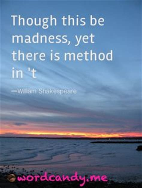 insanity quotes act  hamlet quotesgram