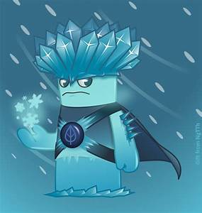 Heroic Ice-shroom - Pvz fanmade by NgTTh on DeviantArt