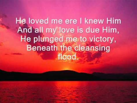 Boat Names After Songs by Victory In Jesus Free Hymn With Lyrics