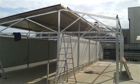 tettoie industriali pensiline tettoie industriali strutture industriali
