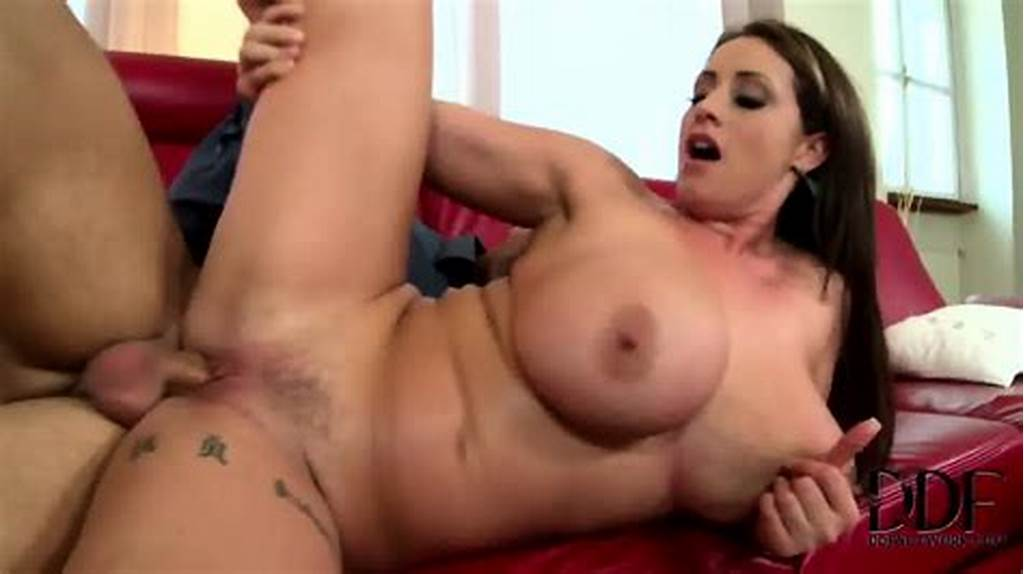 #Bra #Seller #Plays #With #Big #Boobs