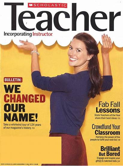 Magazine Instructor Teacher Discountmags