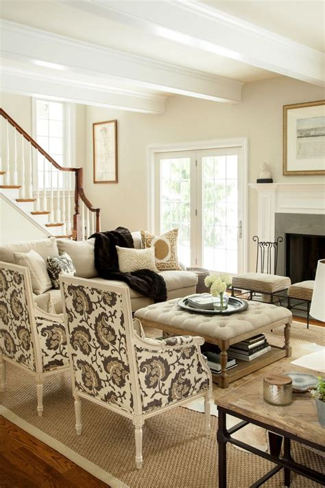 Neutral Family Room by Neutral Living Room Greatroom Pinterest