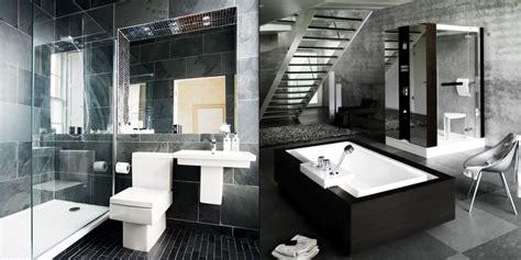 Ten Of The Best Modern Black Bathrooms
