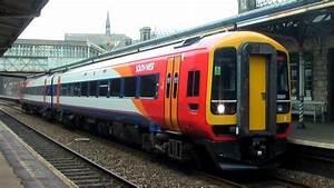Hd  Southwest Trains Return To Teignmouth  10  06  13