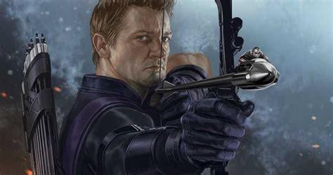 Classic Hawkeye Costume Revealed Latest Avengers Set