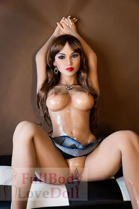 Voyeur Risque Lady Doll 148 Cm Small Breast Blond Woman