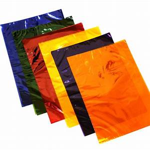 Cellophane Sheets A4 PK48 Bright Ideas Crafts