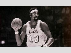 Here's how Wilt Chamberlain once scored zero points in an