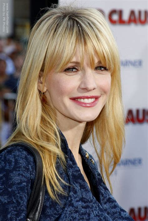 kathryn morris long  easy  maintain hairstyle