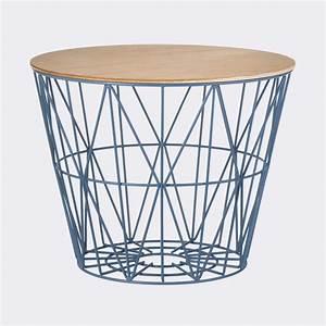 Table Basse Panier : stolik kawowy do 500 z 20 niebanalnych propozycji ~ Teatrodelosmanantiales.com Idées de Décoration