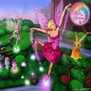 Barbie Fairy Topia Wallpaper | wallpaper | Pinterest ...