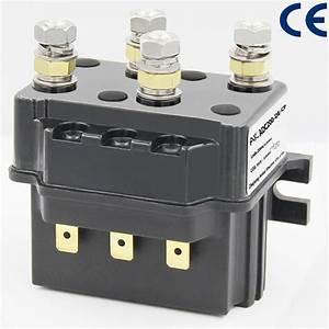 12vdc Reversing Contactor Solenoid Relay For Winch Factory  Suppliers And Manufacturers China
