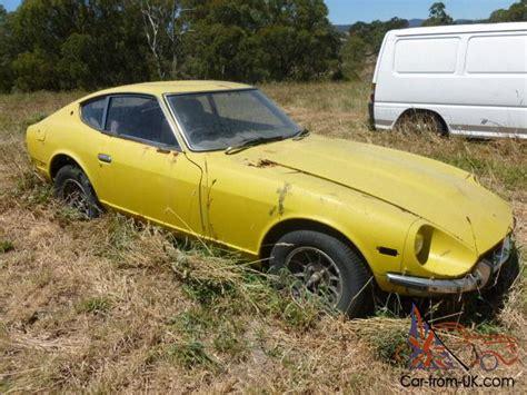 Datsun 260z In Yarra Glen, Vic