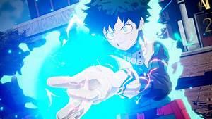 My Hero Academia One39s Justice Tanti Nuovi Screenshot Di