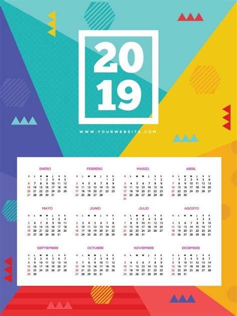 nuevo calendario descargar imprimir gratis jumabu