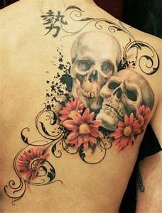 30 Amazing Skull Tattoo Designs For Boys and Girls ...