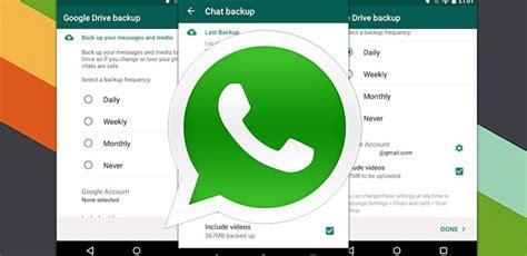 Whatsapp Sohbet Yedekleri Nasıl Kapatılır ?