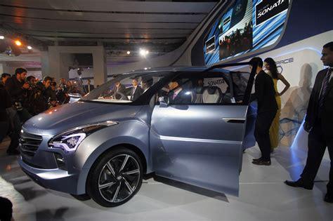 Hyundai Hexa Spacehnd 7 Concept Photo Gallery Autoblog